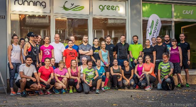 Lauftreff Urban Running