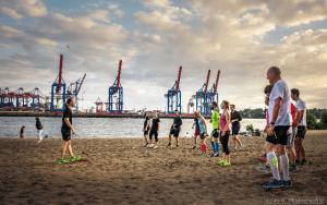 Tempolauftrainig @ running green | Hamburg | Hamburg | Deutschland