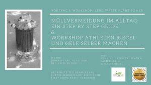 Vortrag: Müllvermeidung im Alltag & Sport @ running green | Hamburg | Hamburg | Deutschland