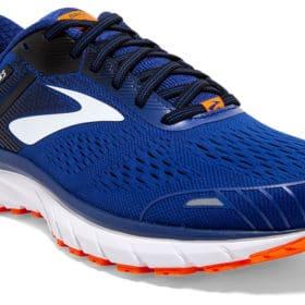 463 - Blue/Orange/White