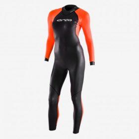 schwarz / orange