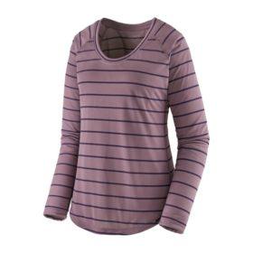 Furrow Stripe: Hyssop Purple