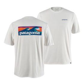 Boardshort Logo: White